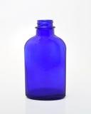 butelki błękitny szkło Obraz Royalty Free