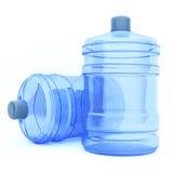 butelki duży woda Zdjęcia Stock