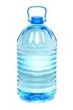 butelki duży woda Zdjęcia Royalty Free