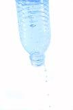 butelki kropli woda Obraz Stock