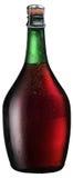 butelki lśnienia wino zdjęcie stock