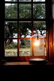 Butelki lampa Obrazy Stock