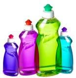 butelki liqid mydło Zdjęcie Stock