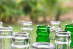butelki napoju miękka część Zdjęcie Stock