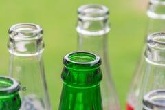 butelki napoju miękka część Fotografia Stock