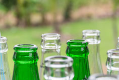 butelki napoju miękka część Obraz Royalty Free