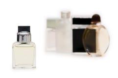 butelki odizolowywający pachnidło Zdjęcie Royalty Free