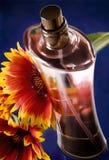 butelki pachnidło obrazy stock