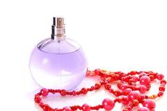 butelki pachnidło Zdjęcia Royalty Free