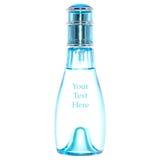 butelki pachnidło Obrazy Royalty Free