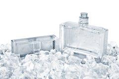 butelki pachnidło Obraz Stock