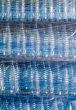 butelki pakująca woda Obrazy Royalty Free