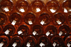 butelki sterta Zdjęcia Royalty Free