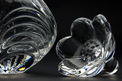 butelki szkło Obrazy Royalty Free