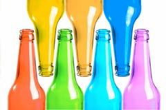 butelki szkło Zdjęcie Royalty Free