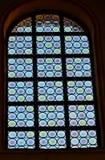 Butelki Szklany okno Zdjęcie Royalty Free