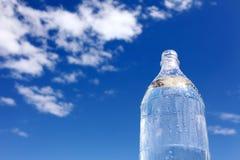 butelki woda Zdjęcia Stock