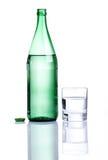 butelki woda Zdjęcie Stock