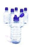 butelki woda Obrazy Royalty Free