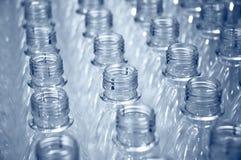 butelki z tworzywa sztucznego Zdjęcia Stock