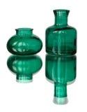 butelki zieleń obraz royalty free