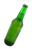 butelki zielone cieczy Zdjęcie Royalty Free