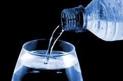 butelkowanej wody Obrazy Royalty Free