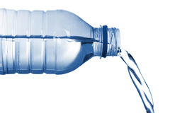 butelkowanej wody Obraz Stock