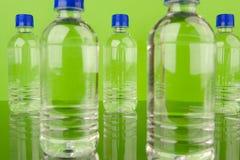 butelkowanej wody zdjęcia stock