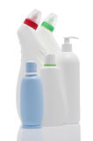 butelkuje plastikowego set obraz stock