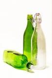 butelkuje pokrywkowych ciecze Fotografia Stock
