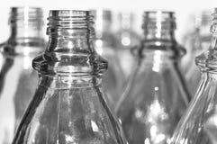 butelkuje szkło Obraz Royalty Free