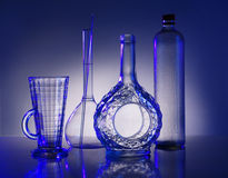 butelkuje szkło Obrazy Stock