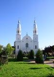 Buteni church Royalty Free Stock Photography