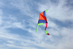 Butiful kite Royalty Free Stock Photo