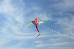 Butiful kite Royalty Free Stock Images