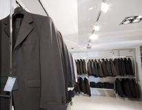 butik ubrania wewnętrznych zdjęcie stock