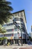 Butiken-Kaufhaus-La Epoca in Miami Stockbilder