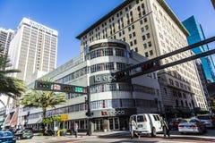 Butiken-Kaufhaus-La Epoca in Miami Lizenzfreie Stockbilder