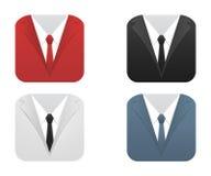 Butler gentleman. Business man vector. Style symbol. B2B icon vector illustration