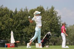 Butler, Ladies European Tour, Castelllon, 2006 Stock Image