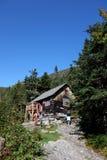 Butler Lodge Long Trail Shelter stock image
