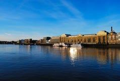 Butler's Wharf Royalty Free Stock Photo