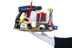 Butler tools Stock Photography