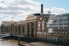 Butlers Wharf and Warehouse Complex in London