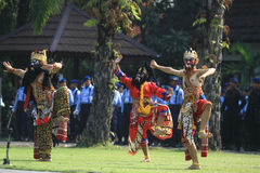 Buto Cakil Dance Stock Images