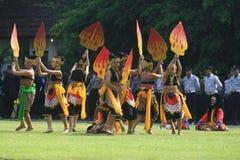 Buto Cakil taniec Obraz Royalty Free