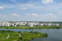 Butovo_Lake Image stock