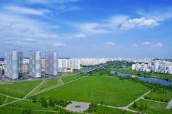 Butovo-Moskau Stockbild
