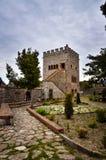 Butrint è i centri archeologici principali del ` s dell'Albania fotografie stock